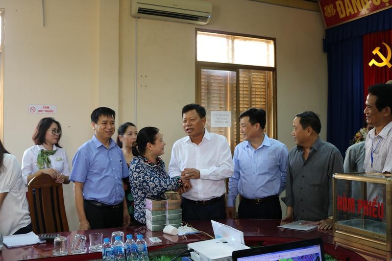 Lê Chân (Hải Phòng): Tập trung chuẩn bị Đại hội Đảng bộ các cấp