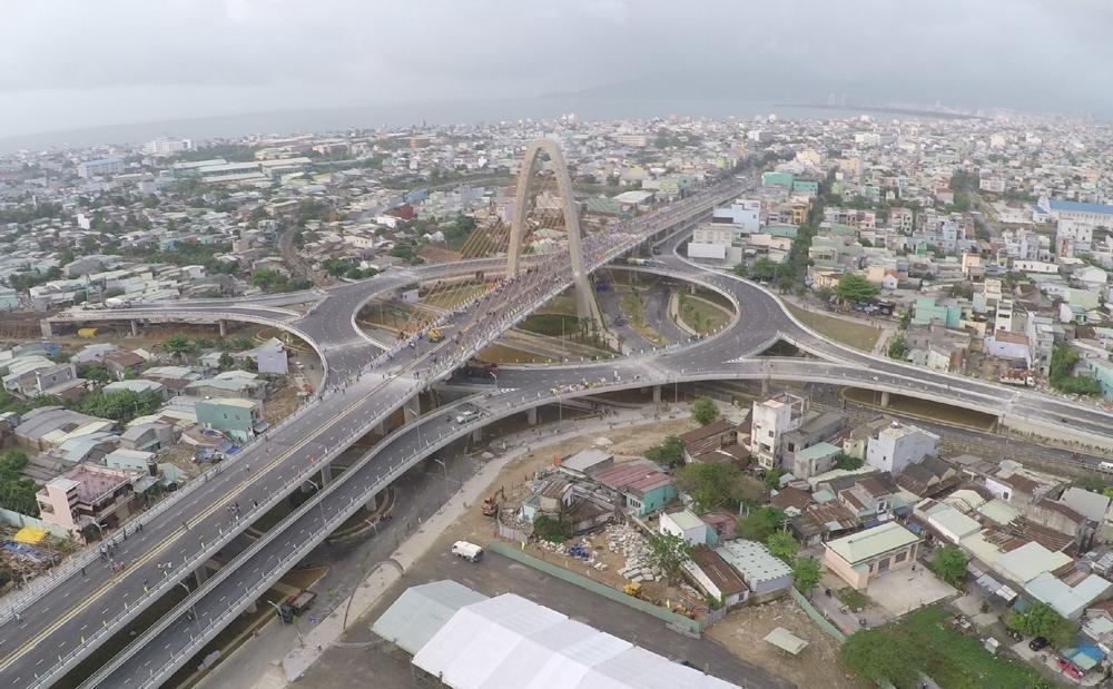 Đà Nẵng: Bố trí vốn cho dự án nút giao thông khác mức tại nút giao thông Ngã ba Huế