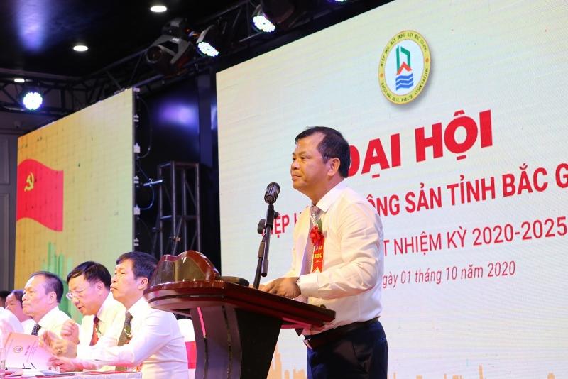 hiep hoi bat dong san tinh bac giang to chuc thanh cong dai hoi lan thu i nhiem ky 2020 2025