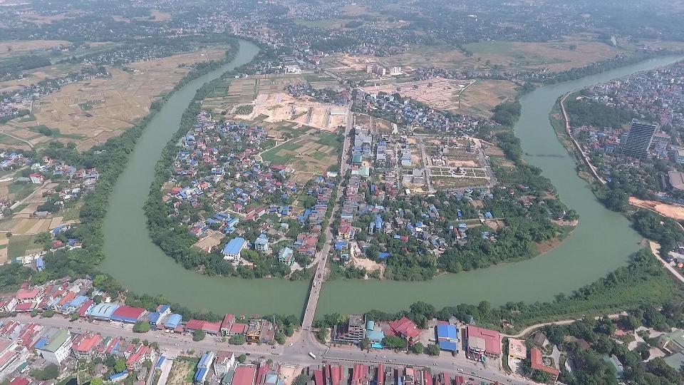 Kiểm tra thực hiện Đề án Bảo vệ môi trường lưu vực sông Cầu tại Thái Nguyên