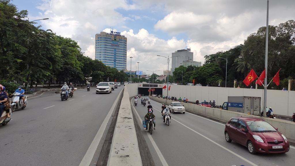 Những hầm chui giải quyết ùn tắc giao thông tại Hà Nội