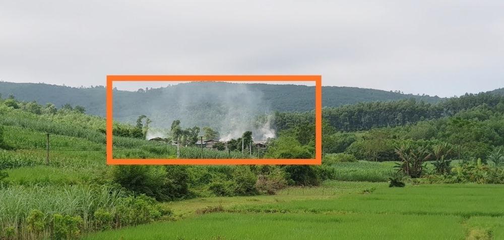 Hà Trung (Thanh Hóa): Xưởng đốt than trái phép ngang nhiên hoạt động suốt 5 năm