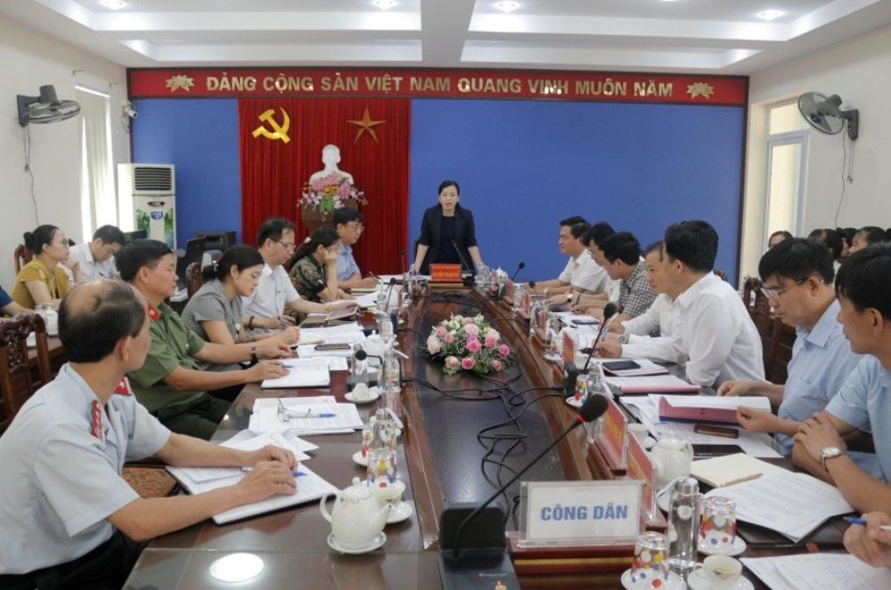 Thái Nguyên: Đảm bảo tiếp công dân trước, trong và sau Đại hội Đảng bộ tỉnh