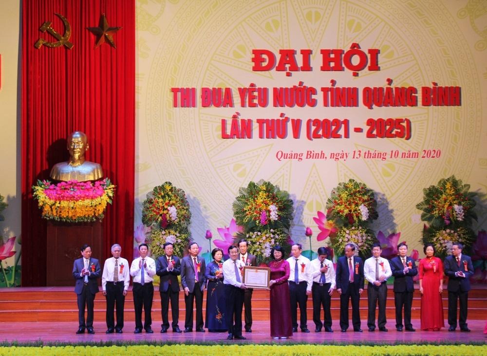 Quảng Bình: Lan toả sâu rộng phong trào thi đua yêu nước