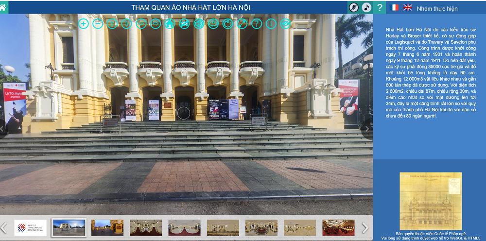 Ứng dụng công nghệ 4.0 để bảo tồn, tôn tạo và phát huy giá trị khu phố cổ Hà Nội