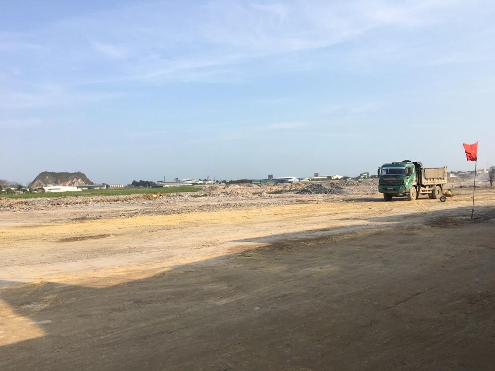Thanh Hóa: Nhiều dự án đầu tư xây dựng hạ tầng cụm công nghiệp chậm tiến độ