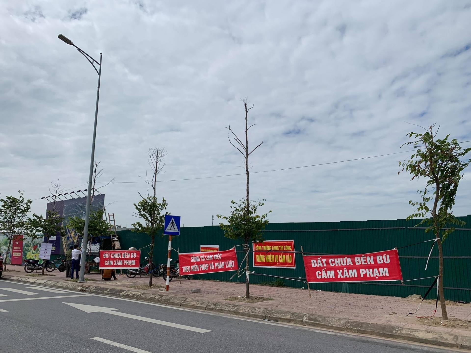Còn 19 hộ dân chưa đồng thuận tại dự án tại Thái Bình