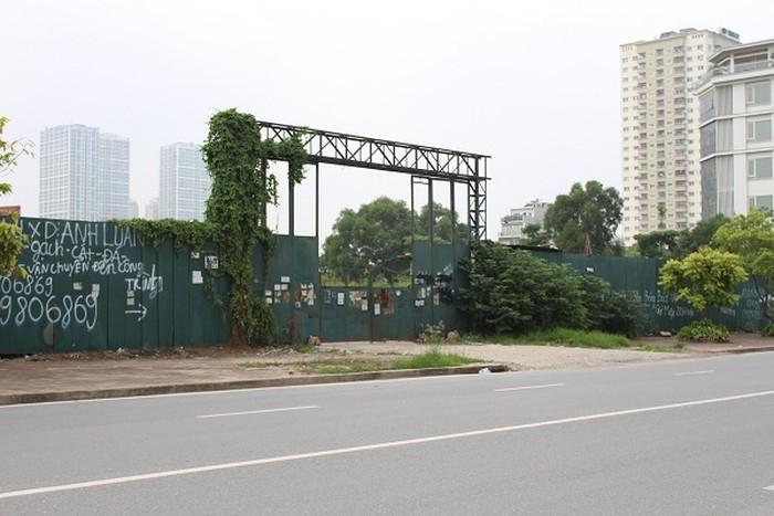 """Dự án """"treo"""" tại Hà Nội: Nguyên nhân, thực trạng và giải pháp?"""