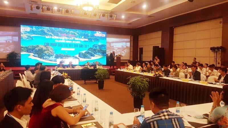 Quảng Ninh: Giải pháp thu hút đầu tư bất động sản du lịch nghỉ dưỡng