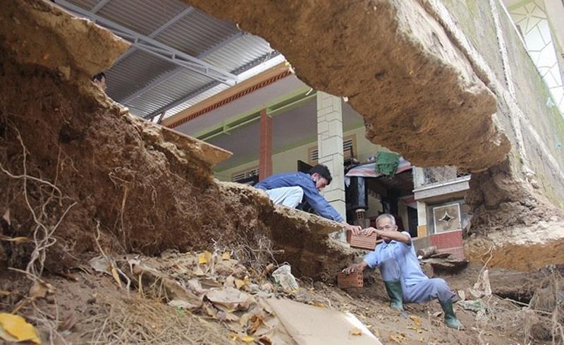 Miền Trung: Nhu cầu vật liệu xây dựng tăng cao sau bão lũ