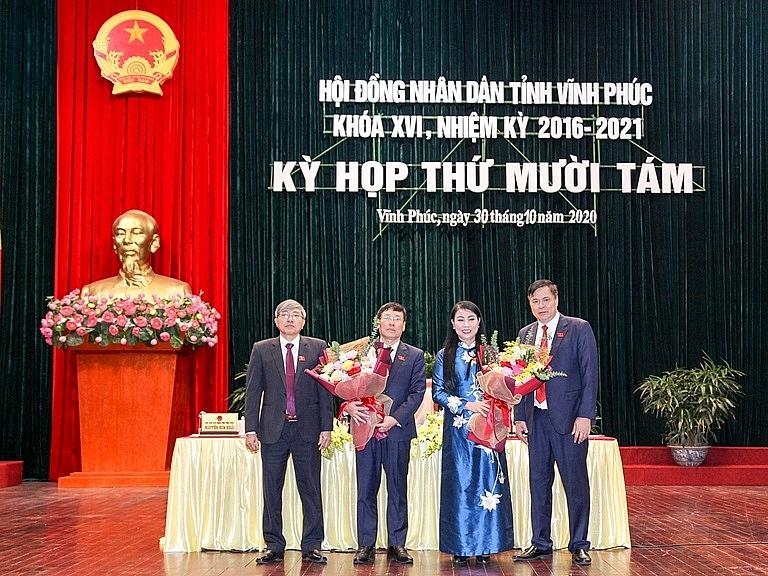 vinh phuc co tan chu tich ubnd tinh