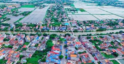 Giao Thủy (Nam Định): Phấn đấu đạt nông thôn mới nâng cao vào năm 2025