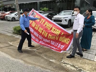 """Quảng Bình: Đại lý ôtô Kim Liên đã nghiệm thu và quyết toán công trình sau khi bị nhà thầu """"tố"""" chây ỳ"""