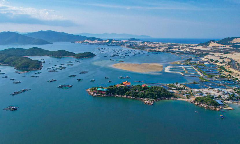 Khánh Hòa: Ban Quản lý Khu kinh tế Vân Phong để xảy ra sai sót trong việc cấp phép xây dựng