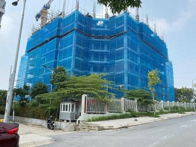Phú Thọ: Dự án nhà ở xã hội Thụy Vân Residence chưa nghiệm thu đã đưa dân vào ở