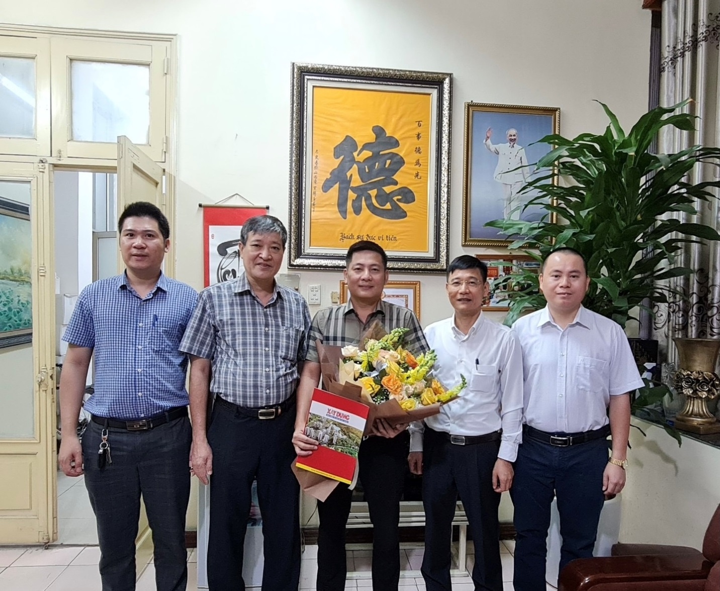 Báo Xây dựng bổ nhiệm Trưởng Văn phòng đại diện tại Khánh Hòa