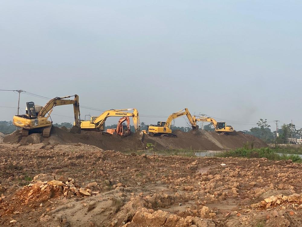Yên Lạc (Vĩnh Phúc): Tiếp tục giải phóng mặt bằng Cụm công nghiệp làng nghề Minh Phương