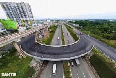 Ba dự án giao thông 1.800 tỷ của TPHCM chạy nước rút sau nới lỏng giãn cách