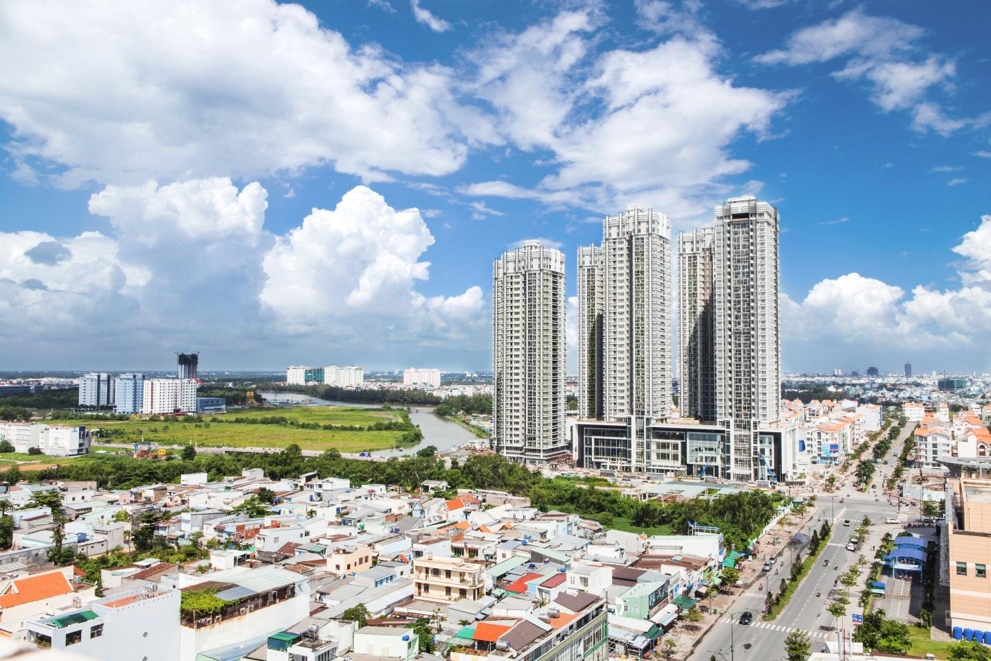 Nguồn cung thị trường bất động sản nhà ở tại Thành phố Hồ Chí Minh và vùng phụ cận tăng sau giãn cách
