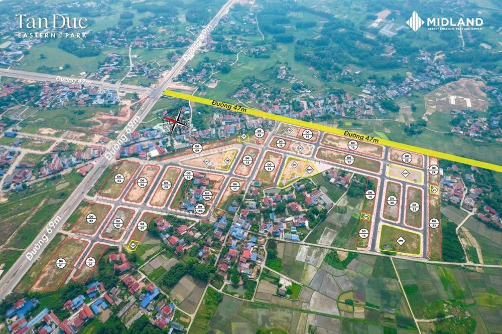Đón sóng đầu tư công kỷ lục, Phổ Yên thu hút nhà đầu tư bất động sản