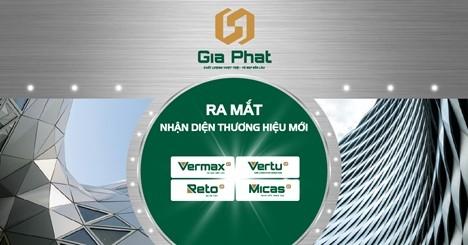 Công ty Cổ phần Thương mại quốc tế Gia Phát ra mắt bộ nhận diện thương hiệu mới