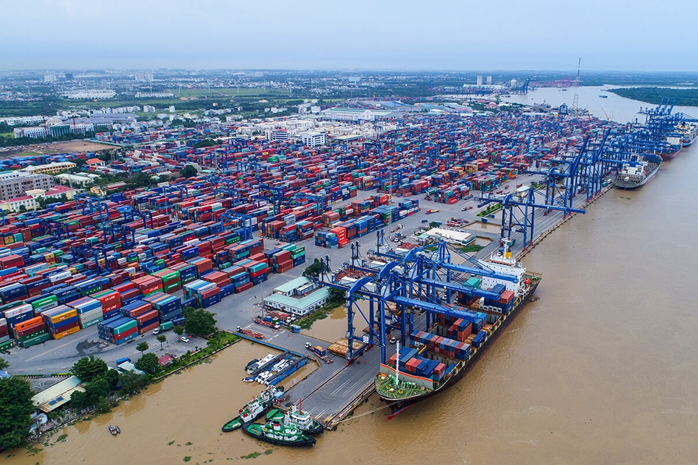 Thành phố Hồ Chí Minh kỳ vọng vào logistics