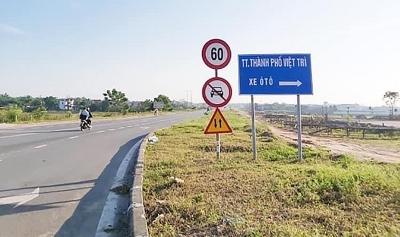 Đầu tư 160 tỷ đồng hoàn thiện Quốc lộ 32C qua thành phố Việt Trì
