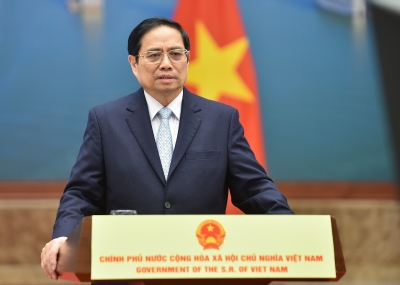 Thủ tướng nêu các định hướng chuyển đổi cơ cấu nguồn năng lượng