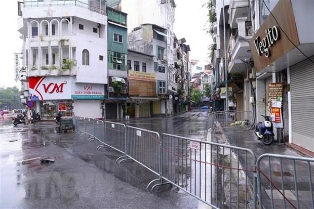 Ngày 16/10, Hà Nội có 12 ca dương tính với SARS-CoV-2 đã được cách ly