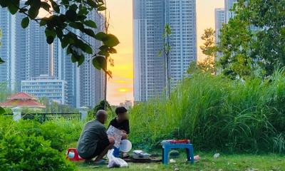 Đấu giá đất tại quận trung tâm Hà Nội có mức khởi điểm gần 200 triệu m2