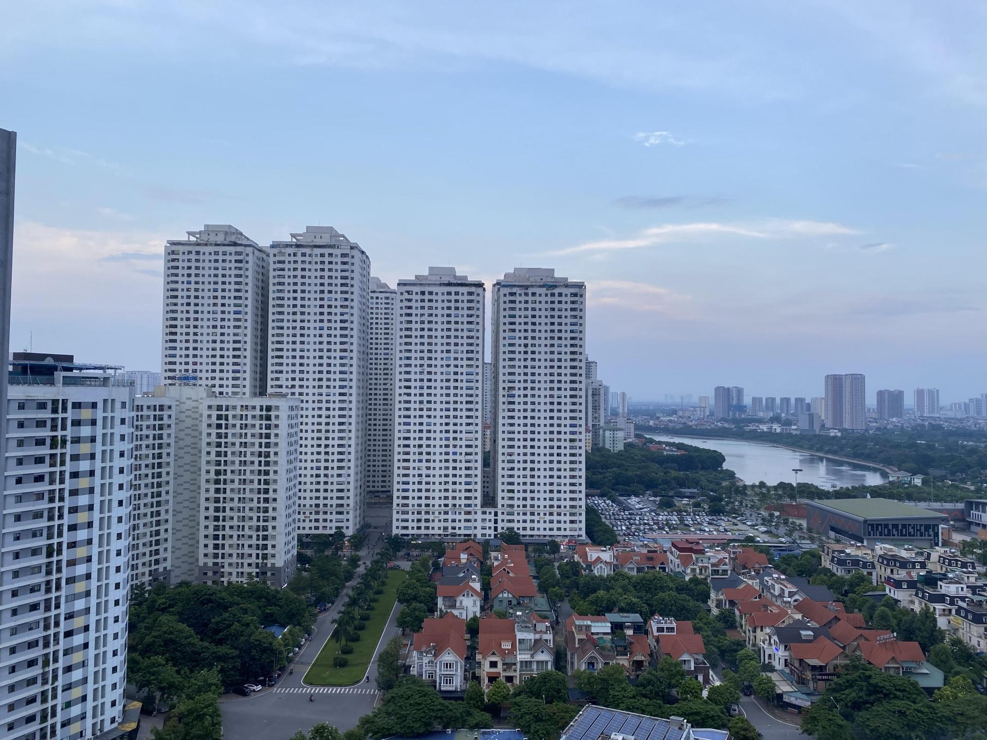 Thị trường bất động sản Hà Nội: Nguồn cung giảm