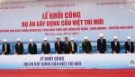 Khởi công xây dựng cầu Việt Trì mới