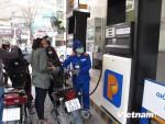 Giá xăng Ron 92 giảm 1.140 đồng mỗi lít kể từ 11 giờ trưa 22/11