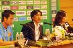 HLV Miura không hài lòng với kết quả hoà trước Indonesia
