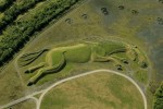 Kinh ngạc bức điêu khắc ngựa khổng lồ