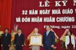 Đại học Duy Tân đón nhận Huân chương Lao động hạng Nhì