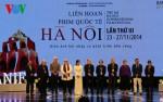 Khai mạc Liên hoan Phim Quốc tế Hà Nội lần thứ 3