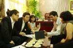 Tập đoàn GPT (Hàn Quốc) mong muốn hợp tác với Báo Xây dựng