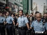 Cảnh sát Hồng Kông mạnh tay giải tán người biểu tình