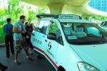 Bị dồn ép, cước taxi, vận tải giảm tới trên 30%