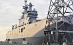 Pháp đối mặt với thiệt hại nặng nề do không bàn giao tàu Mistral cho Nga