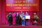 Vụ Hợp tác Quốc tế - Bộ Xây dựng đón nhận Huân chương Lao động hạng Ba
