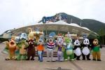 Những công viên giải trí nổi tiếng ở châu Á