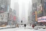 Bão tuyết gây thiệt hại nặng nề trong dịp Lễ tạ ơn tại Mỹ