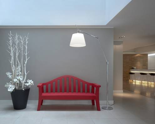 142939baoxaydung image001 Thiết kế và trang trí nội thất tuyệt vời với hệ thống chiếu sáng đa dạng