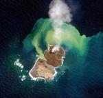 Đảo đột ngột trồi lên giữa biển, lớn gấp 12 lần sau 2 năm