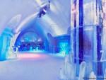 Khách sạn băng mỗi năm chỉ mở cửa vài tháng