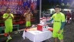 Đoàn Thanh niên Bộ Xây dựng: Giao hữu bóng đá ủng hộ đồng bào miền Trung