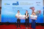 Golf thủ Thái Trung Hiếu vô địch tại giải FAM Golf Tournament 2017