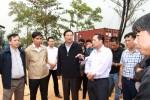 Quảng Ninh: Dự án thi công chậm 75 ngày, Bí thư Tỉnh ủy yêu cầu thay nhà thầu